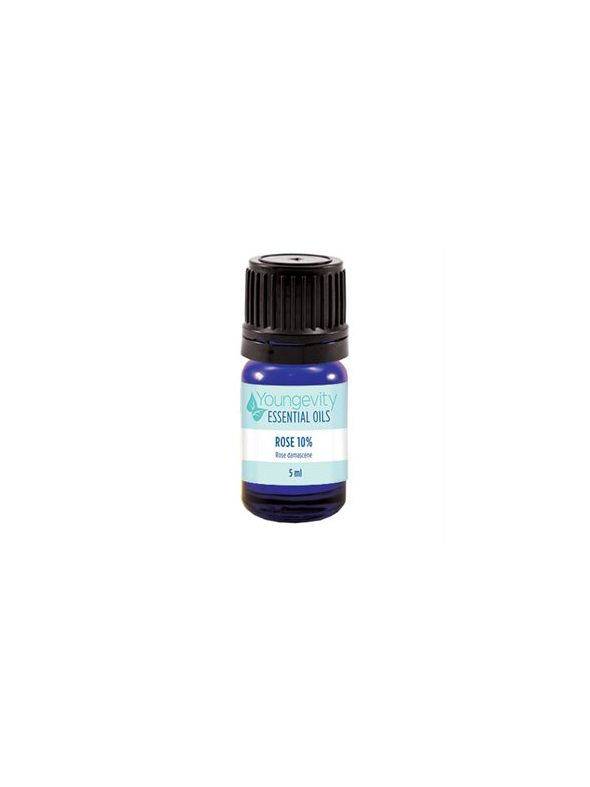 Rose 10% Essential Oil Blend - 5ml