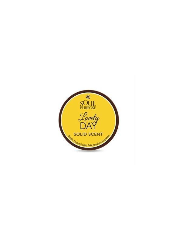 Lovely Day Solid Scent - 0.5 oz