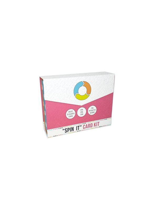 Spin It Card Kit
