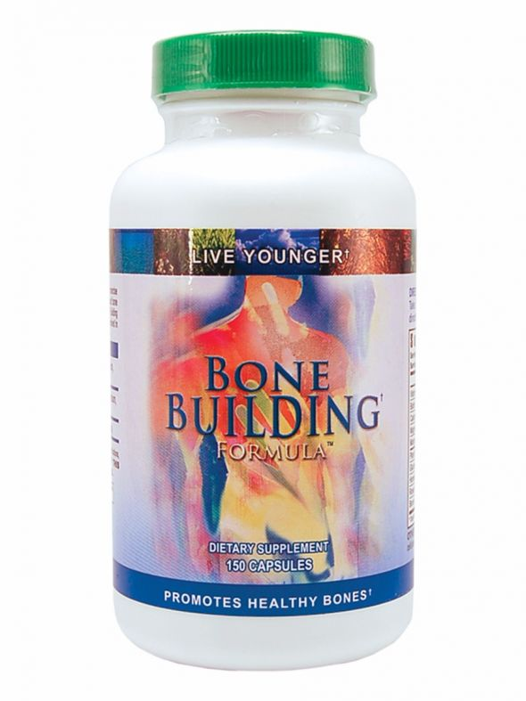 Bone Building Formula (4 bottles)