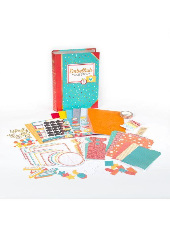September Embellishment Kit