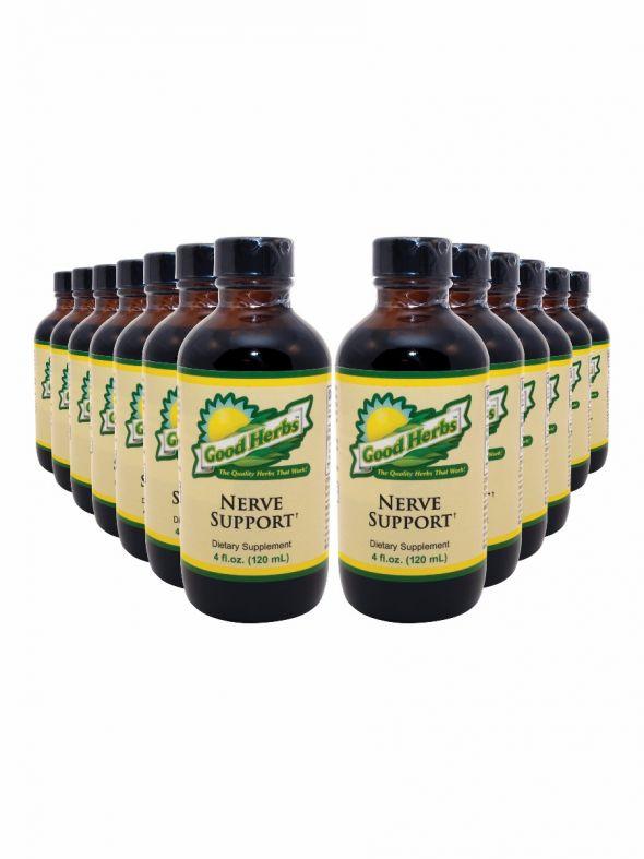 Nerve Support (4oz) - 12 Pack
