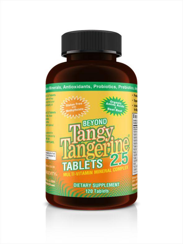 BTT 2.5 Tablets - 120 Tablets