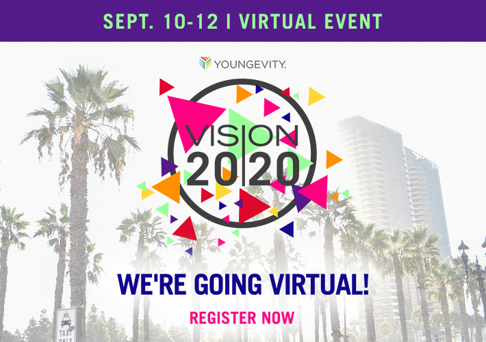 Youngevity Convention: Vision 2020